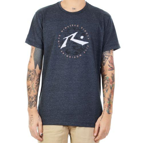 Camiseta-Rusty-Nineteen-cinza