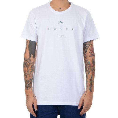 Camiseta-Rusty-Straight-Line-branco