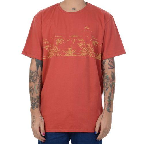 Camiseta-Rusty-Daisy-vermelho