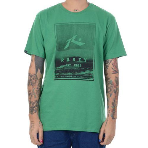 Camiseta-Rusty-SB-High-Tide-verde