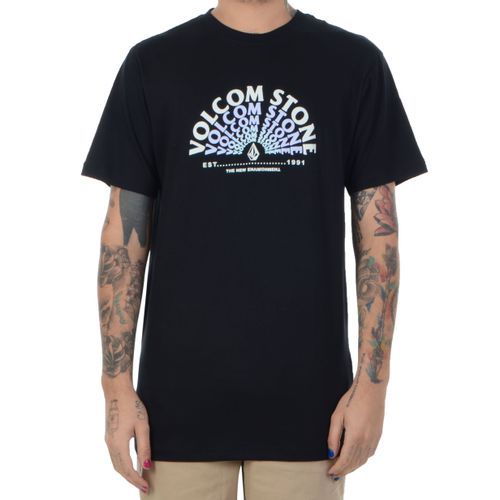 Camiseta-Volcom-Eminate-preto