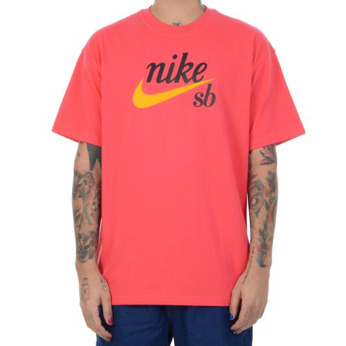 Camiseta-Nike-SB-rosa