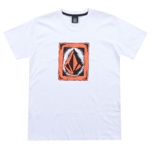 Camiseta-Volcom-Sequester-Juv-branco
