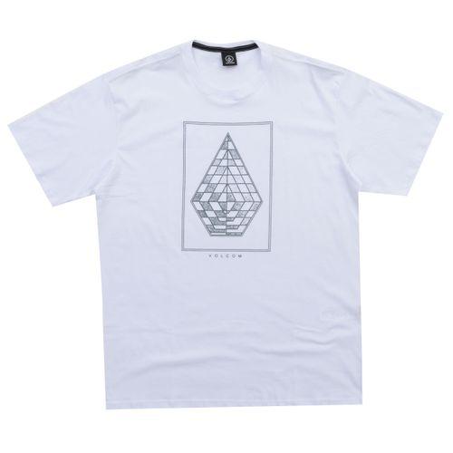 Camiseta-Volcom-Expel-Big-branco