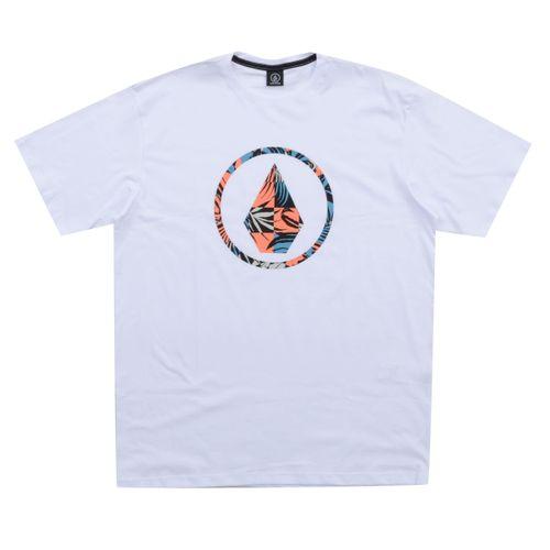 Camiseta-Volcom-Infillion-Big-branco