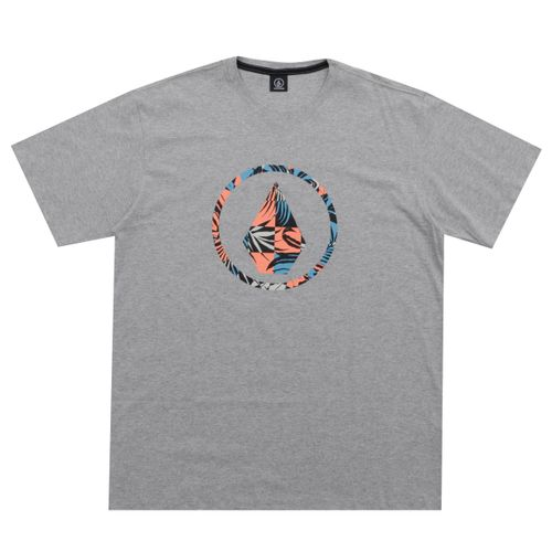 Camiseta-Volcom-Infillion-Big-cinza