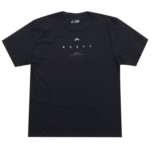 Camiseta-Rusty-Straight-Line-Big-preto