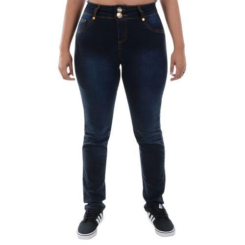 Calca-Jeans-Tricats-Stripped-azul