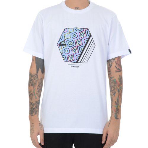 Camiseta-Quiksilver-Wild-Vision-Branco
