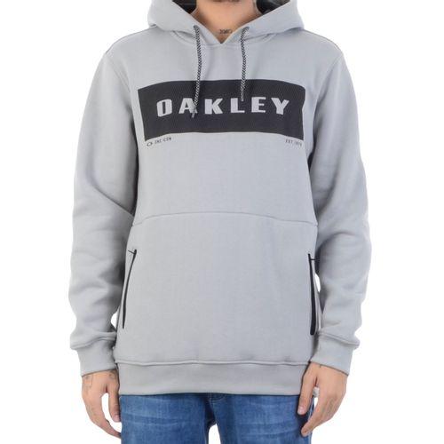 Moletom-Oakley-Tractor-Hoodie-Stone-Gray-Cinza