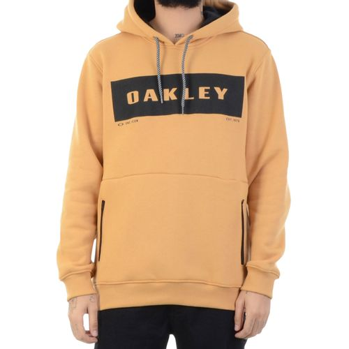 Moletom-Oakley-Tractor-Hoodie-Almond-Amarelo