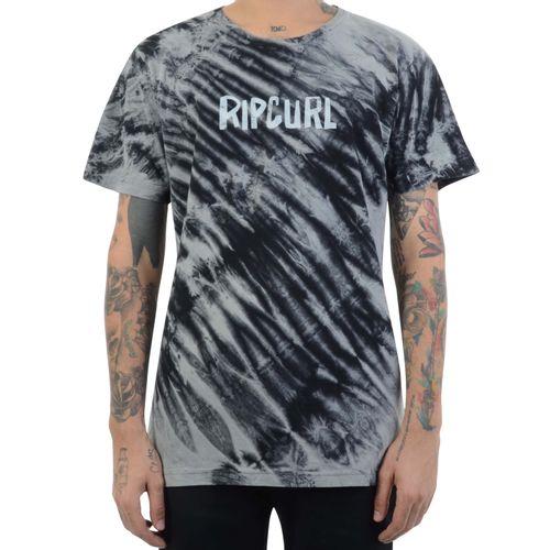 Camiseta-Rip-Curl-Tie-Dye-Tee-Preto