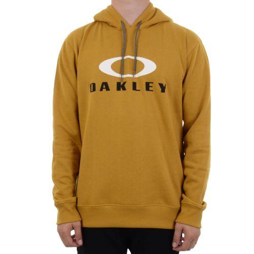 Moletom-Oakley-Dual-Hoodie-Dorado-Dourado