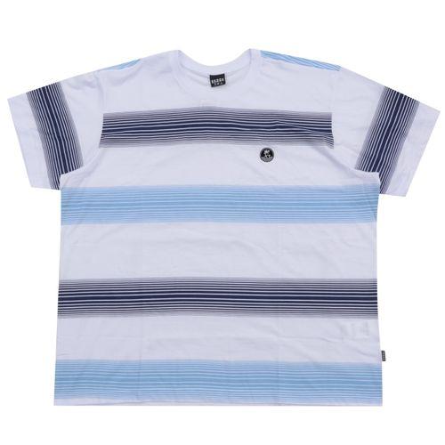 Camiseta-Okdok-Double-Stripe-Big-Branco