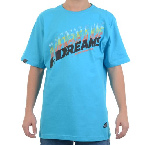 Camiseta-HD-Just-Make-Your-Own-Paradise-Azul
