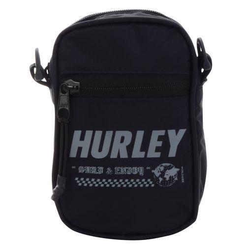 Shoulder-Bag-Hurley-Worldwide-Preto