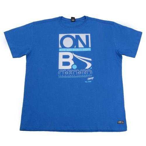 Camiseta-Onbongo-Registered-Trademark-BIG-Azul