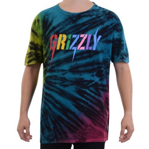 Camiseta-Grizzly-Incite-Tie-Dye-Azul