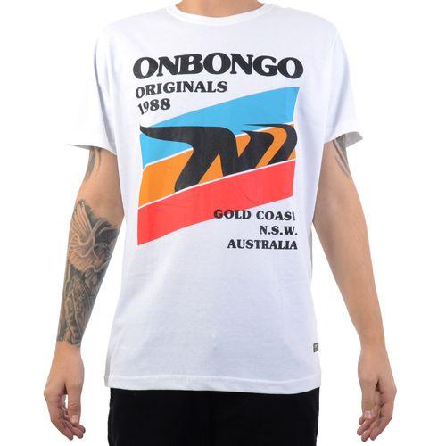 Camiseta-Onbongo-Gold-Coast-1988---BRANCO