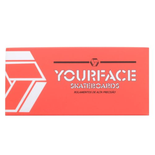 Rolamento-Your-Face-Alta-Precisao-Vermelho