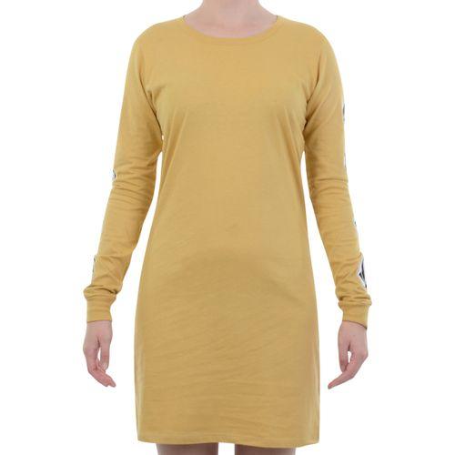 Vestido-Volcom-Deadly-Stone-Amarelo