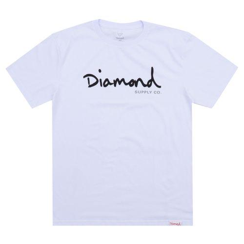 Camiseta-Diamond-OG-Script-Tee-BIG-Branco