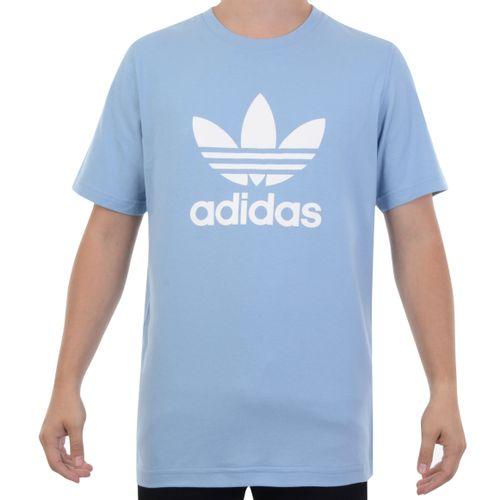 Camiseta-Adidas-Trefoil-Azul