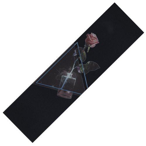 Lixa-Hondar-Floral-Preto