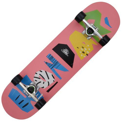 Skate-Hondar-Iniciante-Serie-Kuso-Rosa