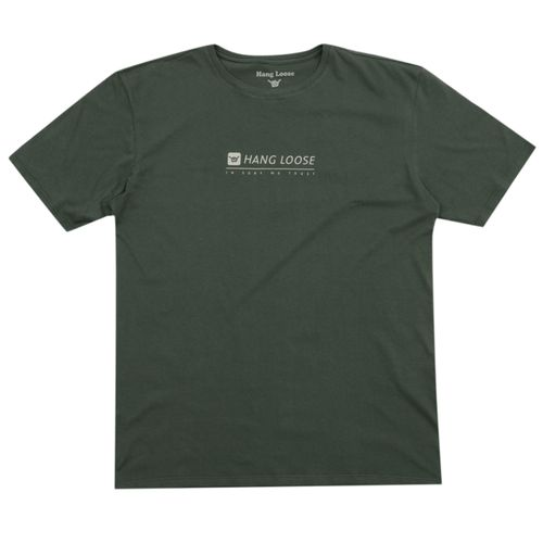 Camiseta-Hang-Loose-Letterring-BIG-Verde
