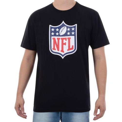 Camiseta-New-Era-Basic-Tim-e-NFL-Preto