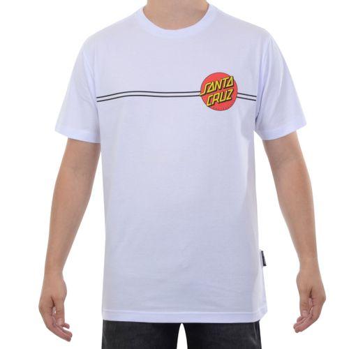 Camiseta-Santa-Cruz-Classic-Dot-Branco