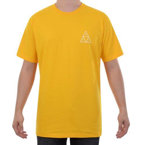 Camiseta-Huf-Essentials-TT-Amarelo