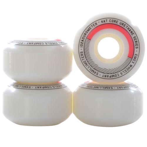 Roda-Sims-Emex-54mm-Vermelho