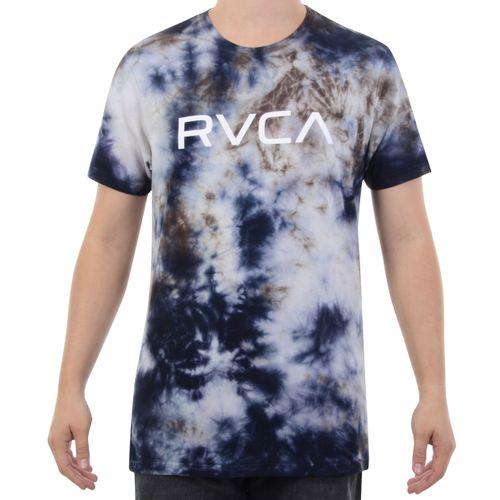 Camiseta-RVCA-Tie-Dye-Marinho