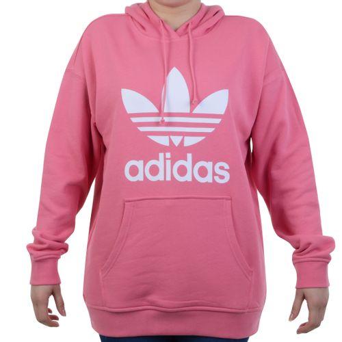 Moletom-Adidas-Adicilor-Trefoil-Hoody-Rosa