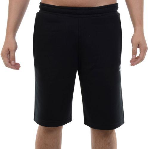 Bermuda-Adidas-Shorts-Adicolor-Essentials-Trefoil-Preto