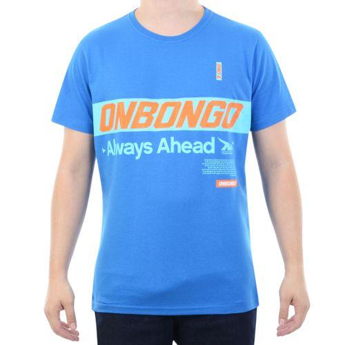 Camiseta-Onbongo-Always---AZUL