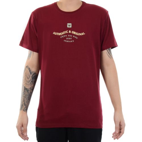 Camiseta-Hang-Loose-Wave-Vermelho