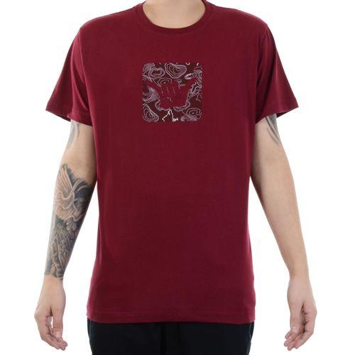 Camiseta-Hang-Loose-LogWell-Vermelho