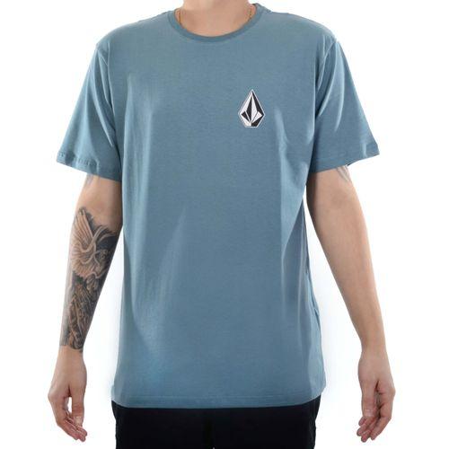 Camiseta-Volcom-Deadley-Stone-Azul