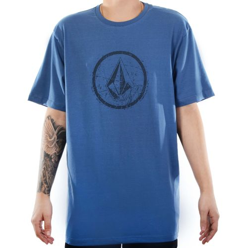 Camiseta-Volcom-Rampstone-Azul-Claro