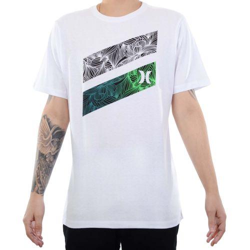 Camiseta-Hurley-Icon-Slash-Branco