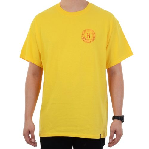 Camiseta-Huf-Fire-Amarelo