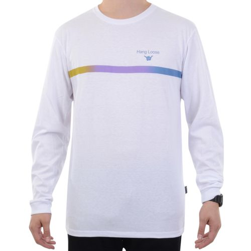 Camiseta-Manga-Longa-Hang-Loose-Gradient-Branco
