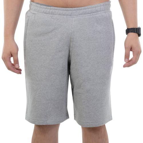 Bermuda-Passeio-Adidas-Adicolor-Essentials-Trefoil-Cinza-Mescla