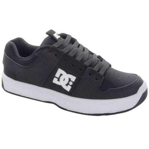Tenis-DC-Shoes-Lynx-Zero-Preto