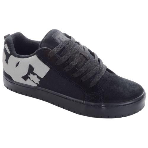 Tenis-DC-Shoes-Court-Graffik-TX-Preto