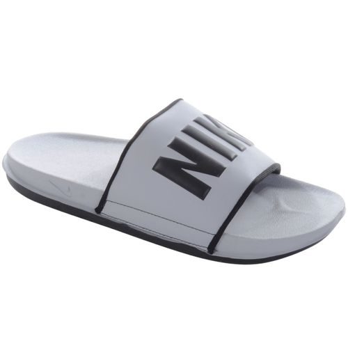 Chinelo-Nike-Offcourt-Cinza