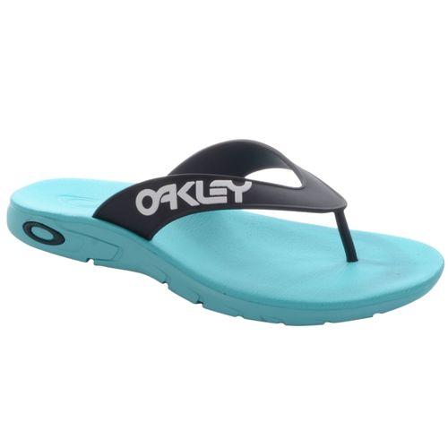 Chinelo-Oakley-Rest-Mark-II-Azul